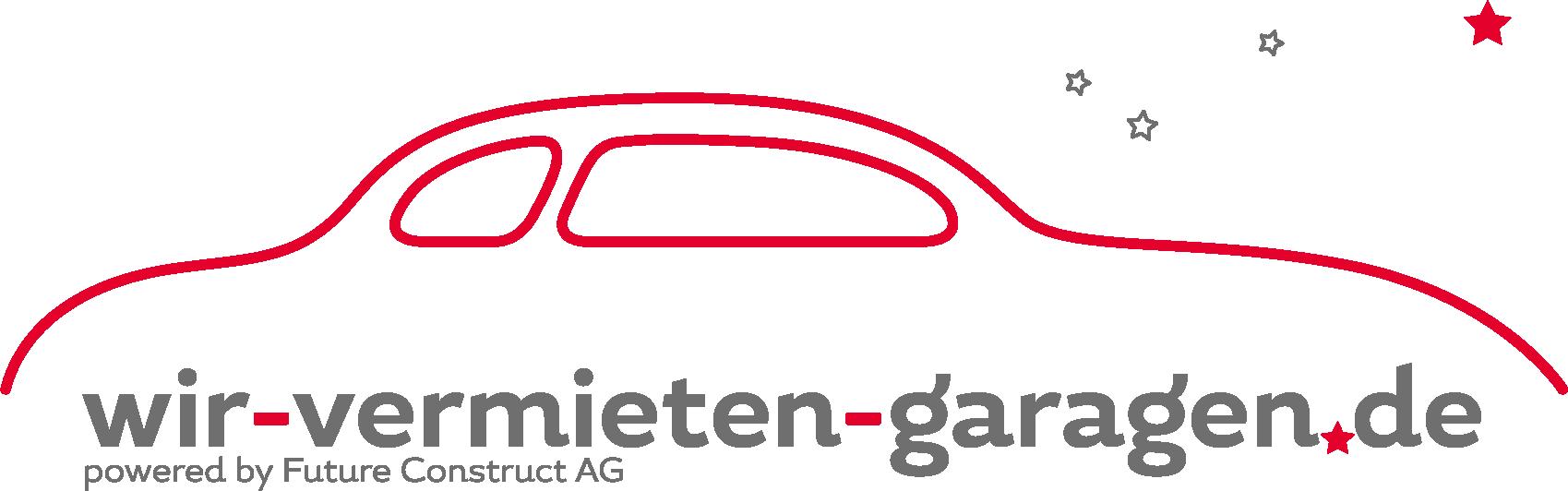 Wir vermieten Garagen – Future Construct AG